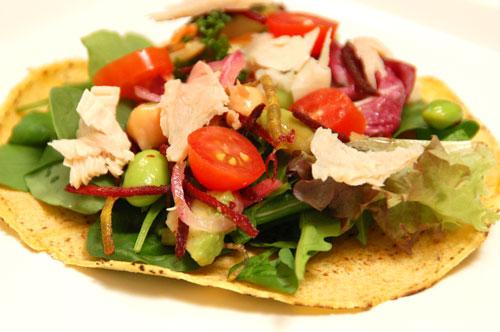 healthy meal - diabetes blog
