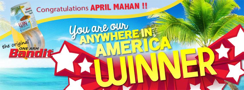 FB WINNER!!