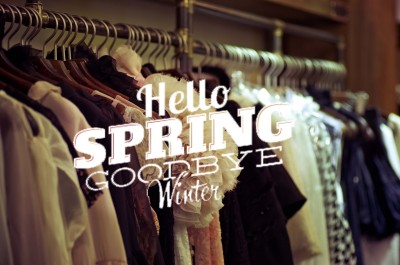Spring Clean your Closet with Bandit