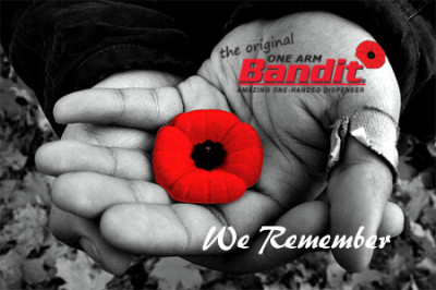 """""""Never Forget"""" on Remembrance Day"""